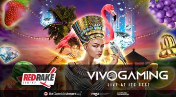 Vivo Gaming and Red Rake Partnership